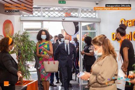 Orange a inauguré son Digital Center à Douala, et annonce des extensions dans les universités publiques
