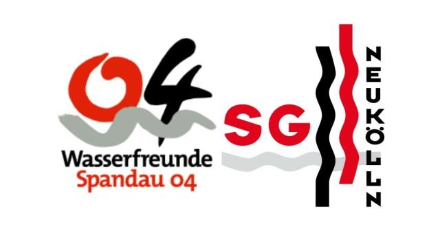 WASSERBALL: DWL 》 WF Spandau 04 / SG Neukölln