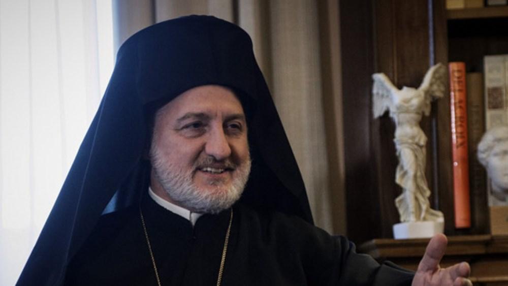 Αρχιεπίσκοπος Αμερικής Ελπιδοφόρος: Θλιβερή εξέλιξη η μετατροπή της Ιεράς Μονής της Χώρας σε τζαμί