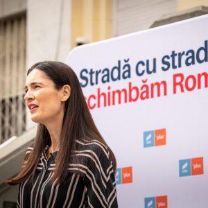 Clotilde Armand este în stare de şoc! A câştigat Primăria Sectorului 1?! Rezultate exit-poll