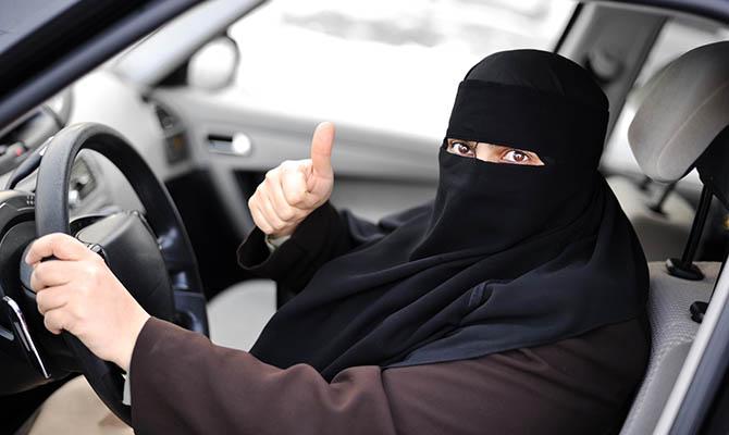 Image result for женщины королевства получили право водить машину