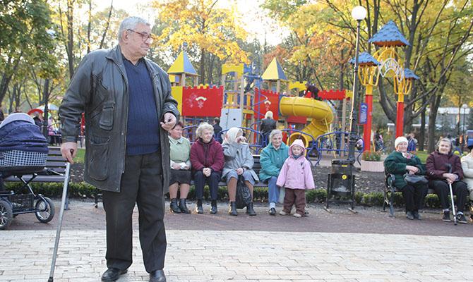 В Украине чаще всего дискриминируют людей по возрасту и инвалидности