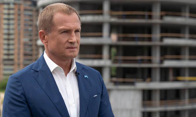 Бывший депутат Зубик застроит столичный парк