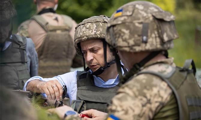 Зеленский угрожает послать на войну с РФ и мужчин, и женщин