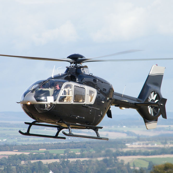 Hire a helicopter through Capital Air Services