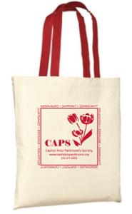 CAPS Tote Bag Image