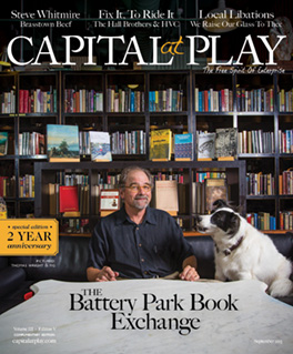 September 2013 Capital at Play Cover