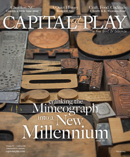 Capital at Play March 2014 cover