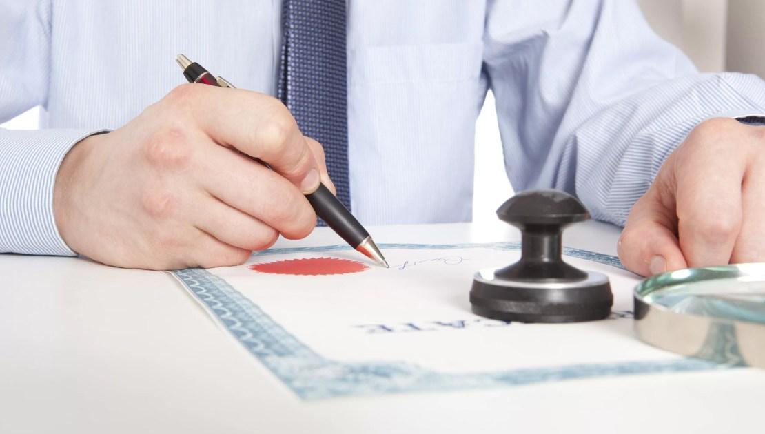authentication legalization service or process server