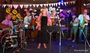 Marg Layton Band