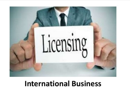International Business Licensing