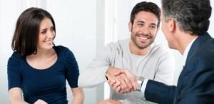 Applying for mortgage loan