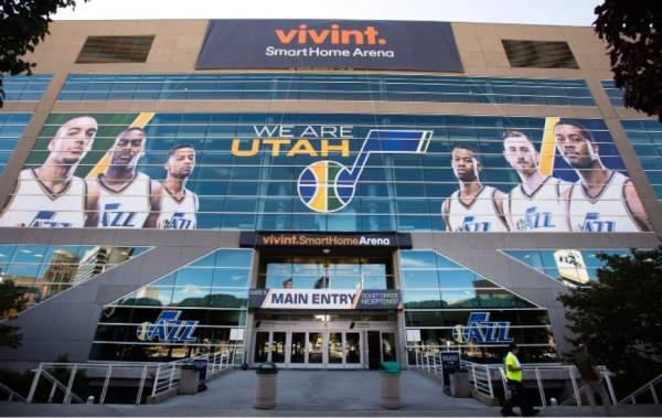 Buy Utah Jazz Basketball Tickets Online | Jazz NBA Tickets