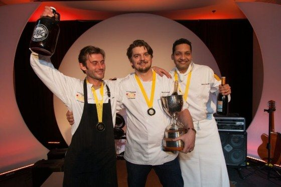 Canadian Culinary Champs 2013