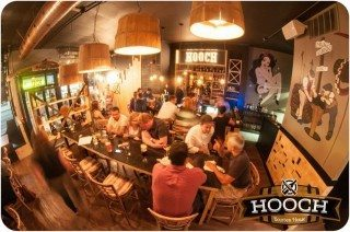 Hooch Bourbon
