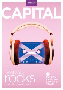 Capital front cover