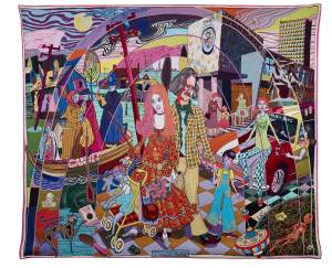 Grayson Perry Edinburgh Art Festival