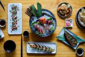 Japanese food by Umi