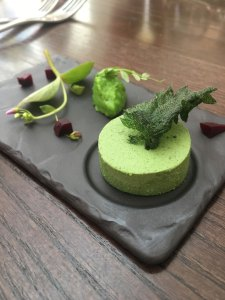 nettle pannacotta wedgwood the restaurant