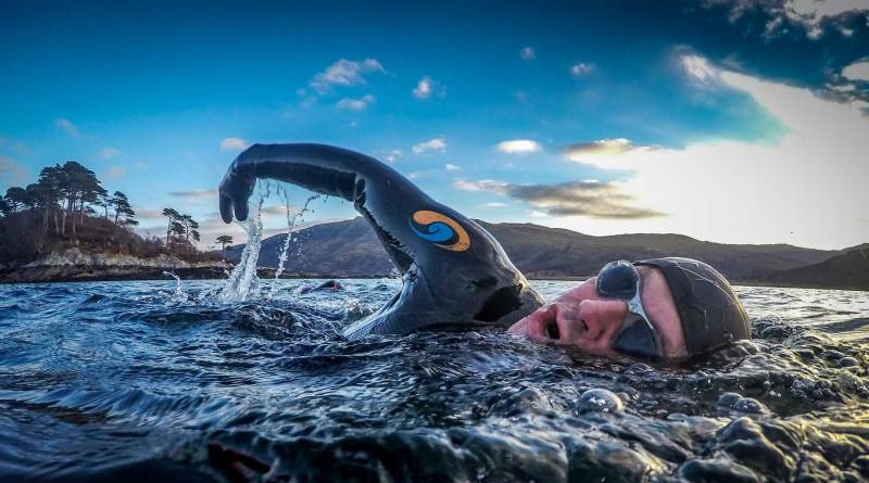 openwater swimming