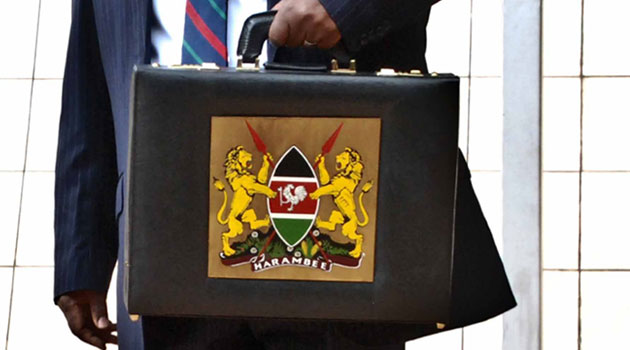 Image result for National budget kenya