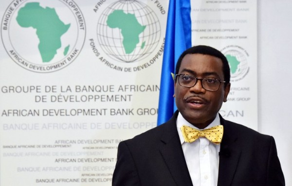 Image result for African development bank president