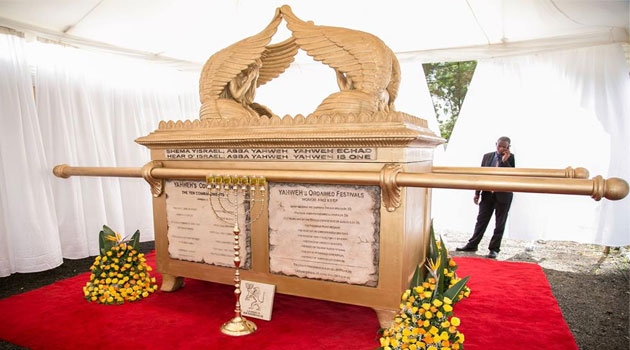 Image result for the biggest ark of the covenant Grace