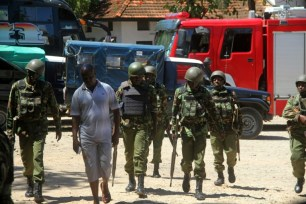 Image result for Police nab six terror suspects in Kenya's Coastal town