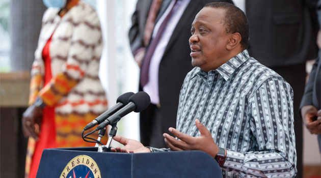 President Kenyatta postpones COVID-19 summit on CoG'S request ...