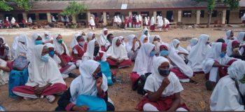 Learners back to school in Kenya after COVID-19 break