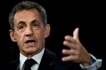 Crunch time for France's Sarkozy as graft trial looms
