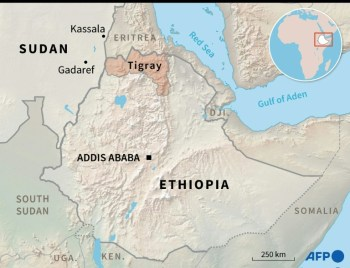 Heat and hunger: Sudan struggles to shelter 25,000 Ethiopian refugees
