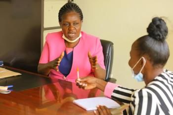 Standing firm against hostile Kisii community Culture discriminating women in politics