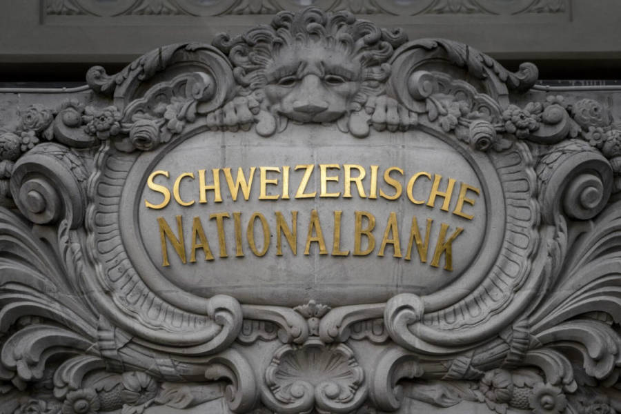 The Swiss Franc Will Collapse