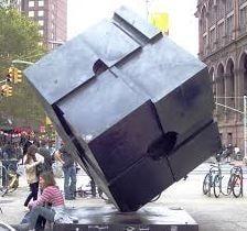 simbolo cubo nueva york