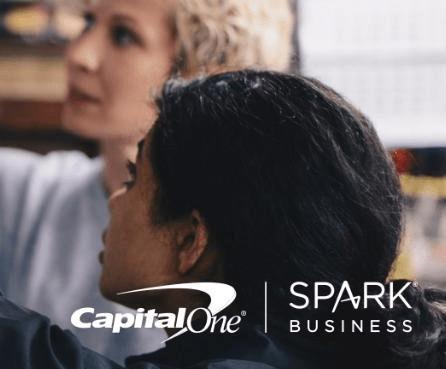 spark business card