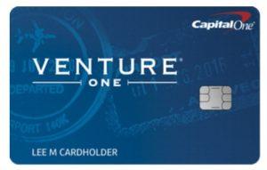 Capital One VentureOne