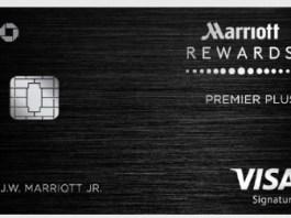 Chase Marriott Premier Plus
