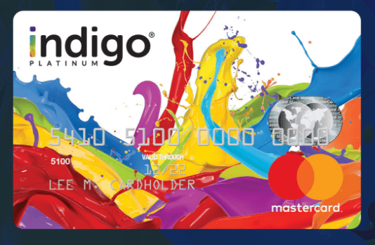 MyIndigo Card Activate