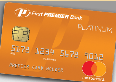platinum offer first premier bank