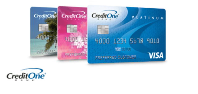 Credit One Increase Request