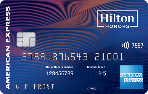 Hilton Honors Aspire Card Bonus
