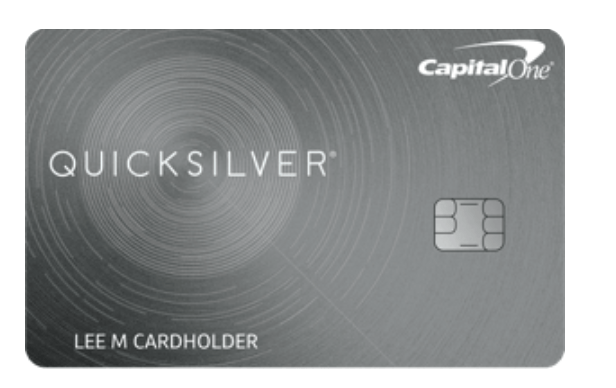 get my offer capital one quicksilver