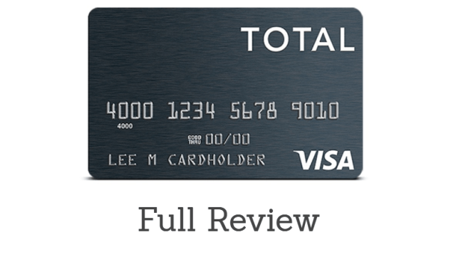 Total Visa Unsecured Credit Card Review & Details