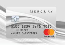 mercurycards.com/activate