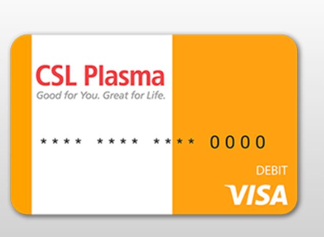 www bankofamerica com/cslplasma – CSL Plasma Prepaid Debit Card