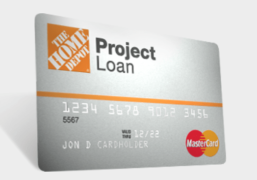 www.homedepot.com/applynow with reference number