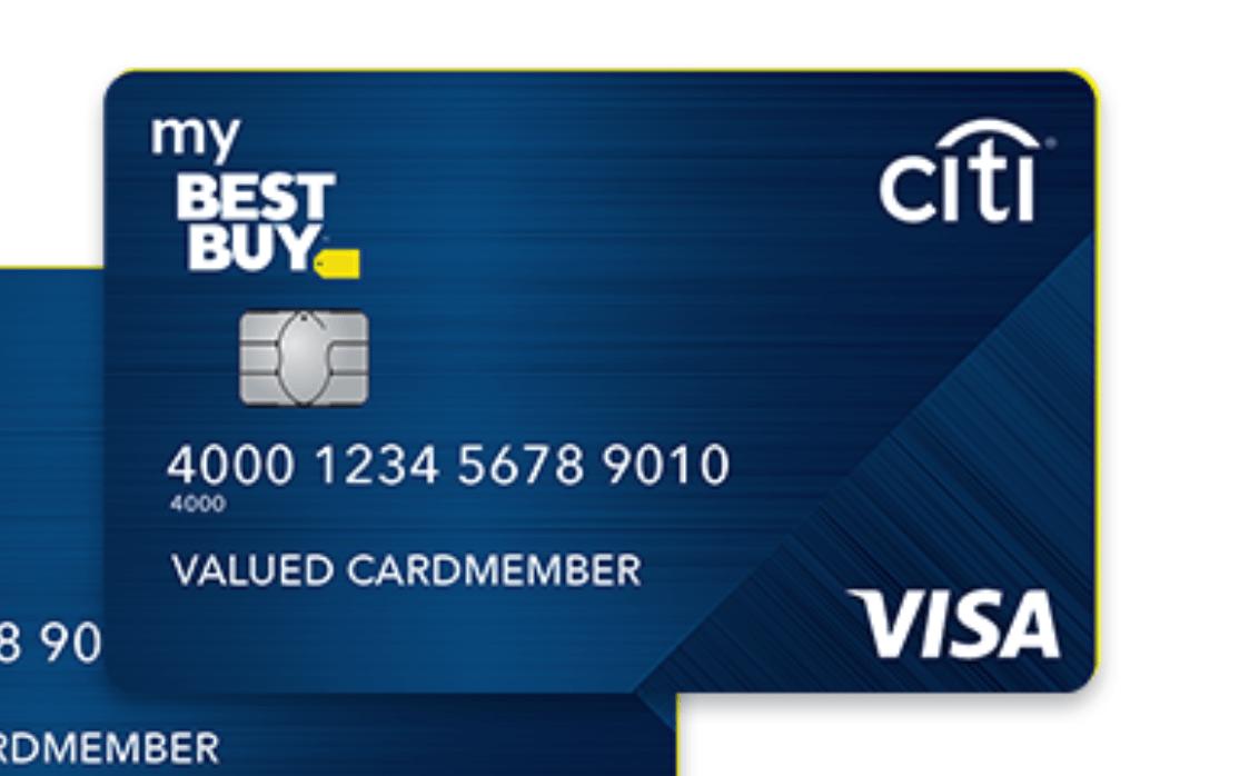 my best buy credit card account online