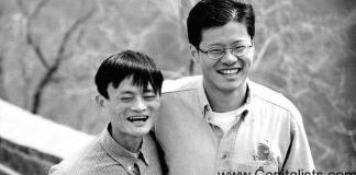 jack ma jerry yang great wall of china capitalists