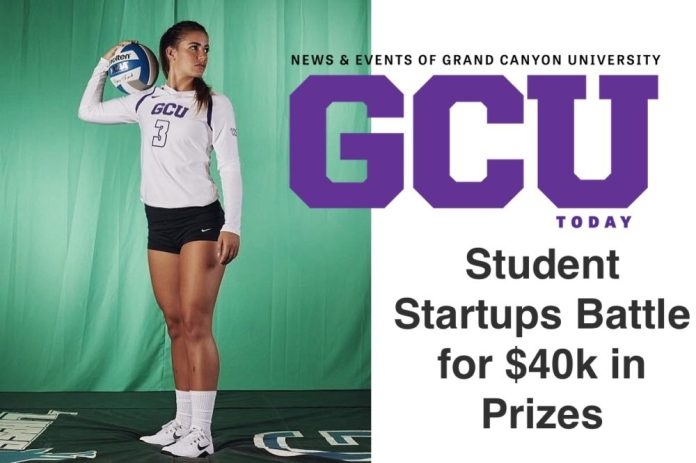 grand canyon university startup competition capitalists.com